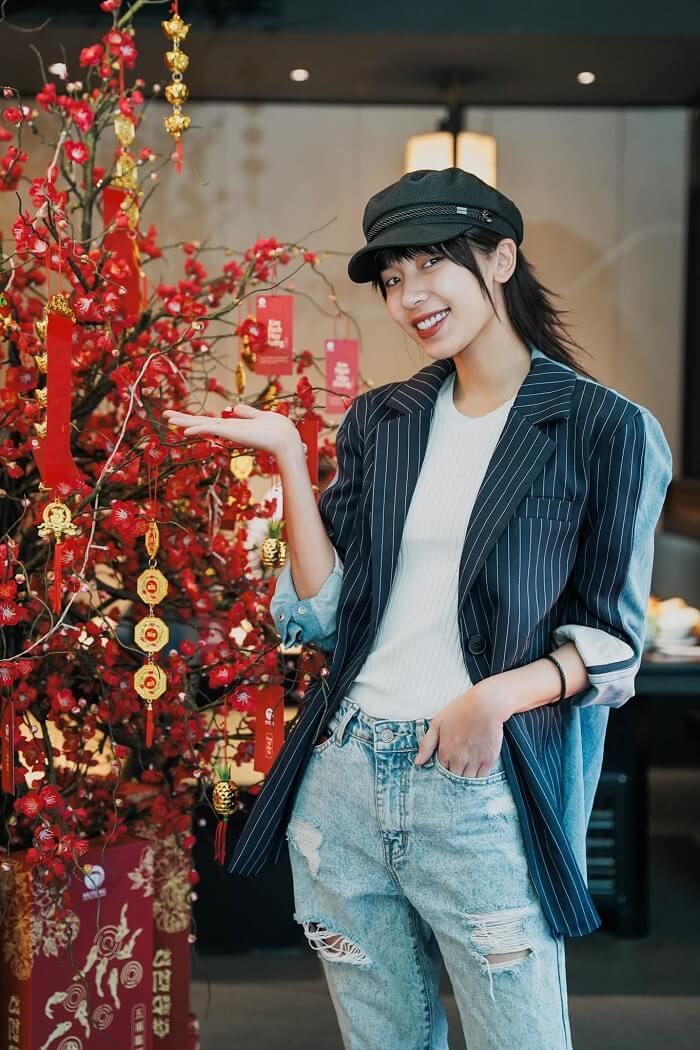 Con đường người mẫu của Ánh Quỳnh