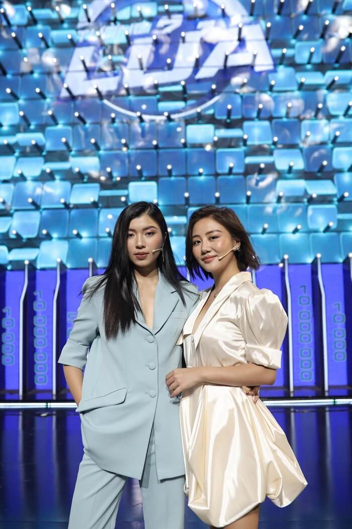Ánh Quỳnh cùng Văn Mai Hương tại Tường Lửa
