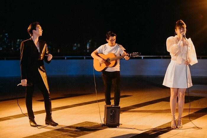 Anh và TQA biểu diễn HIT Đơn Côi