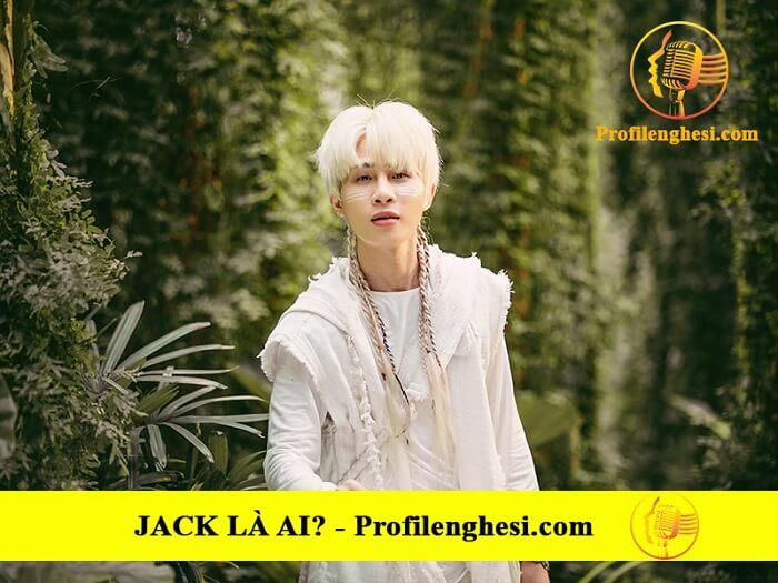 Jack và những mối quan hệ trong showbiz