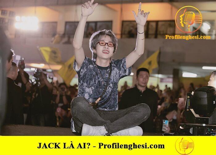 Những điều thú vị về ca sĩ Jack Phương Tuấn