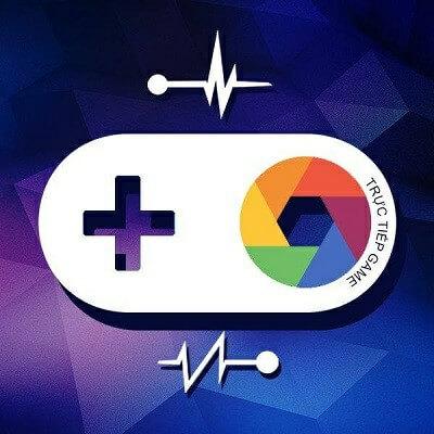 Logo của kênh Youtube Trực Tiếp Game