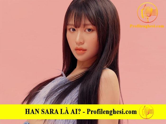 Tiểu sử Han Sara - Cô gái người Hàn thành công tại Việt Nam