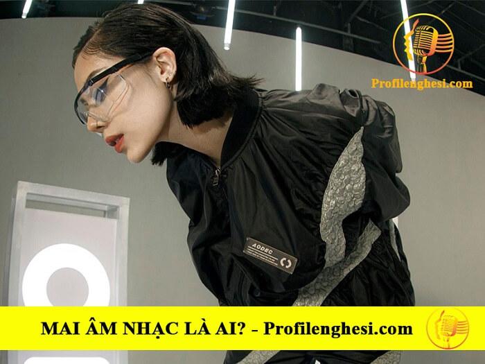 Profile hot tiktoker Mai Âm Nhạclà ai?