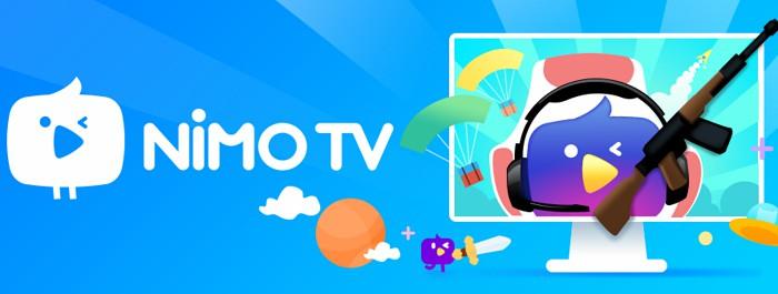 Nimo TV hiện đang là nền tảng live stream hàng đầu của Việt Nam