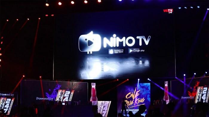 Sân khấu Gala Nimo TV