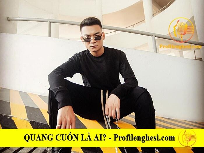 Sự nghiệp của streamer Quang Cuốn