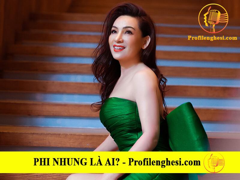 Con đường sự nghiệp của Phi Nhung