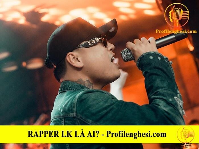 Những chương trình Rapper LK tham gia