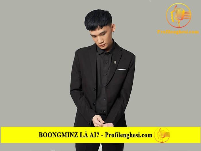 Boongminz là ai? Tiểu sử, lý lịch wiki