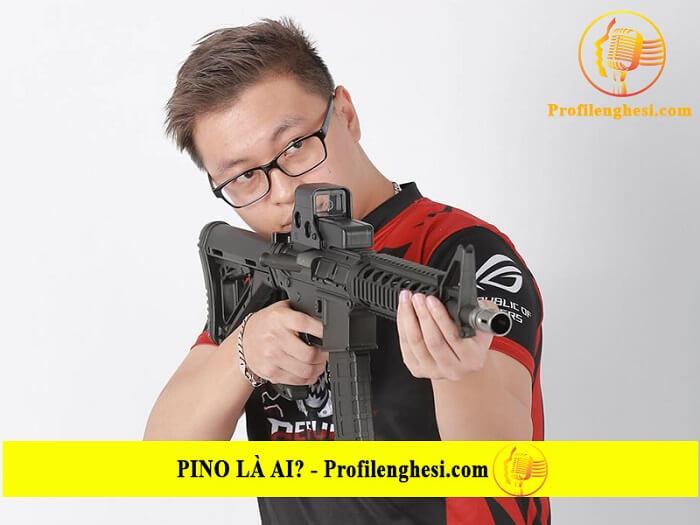 Pino NTK là ai? Tiểu sử, lý lịch wiki Pino NTK Refund