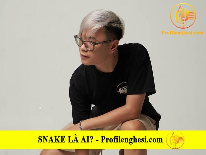 Snake là ai? Tiểu sử, lý lịch wiki