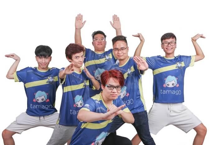Snake và team Phượng Hoàng Lửa FFQ -RM5S