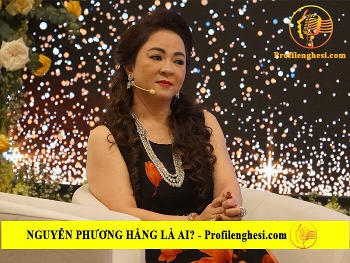 Cuộc đời của Nguyễn Phương Hằng CEO Đại Nam
