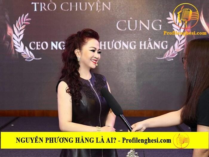 Những người liên quan đến cuộc bóc trần của bà Nguyễn Phương Hằng