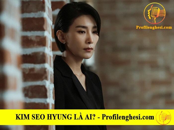 Những điều thú vị về diễn viên Kim Seo Hyung