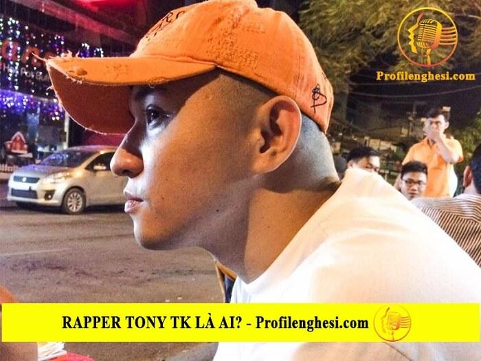 Hành trình trở thành rapper của Tony TK