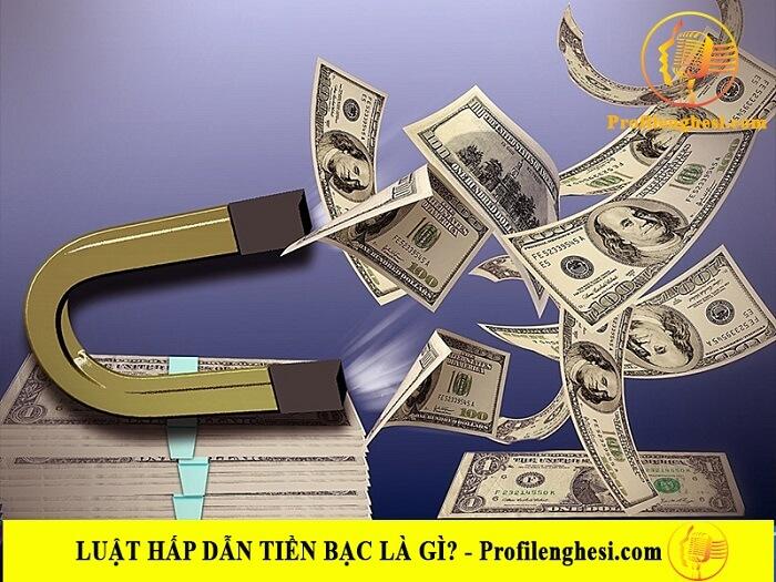 Luật hấp dẫn tiền bạc là gì?