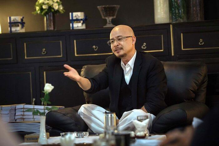 Đặng Lê Nguyễn Vũ - Luật hấp dẫn trong kinh doanh