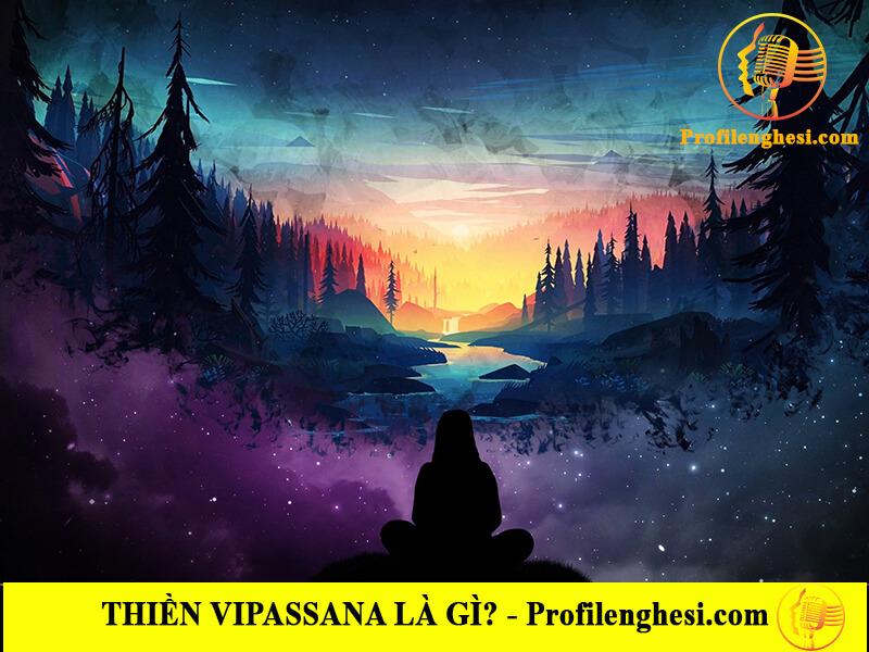 Thiền Vipassana có tác dụng gì?