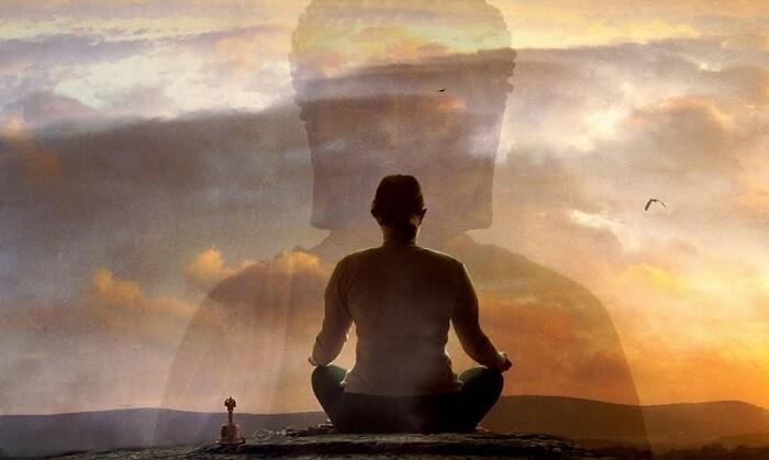 Tâm trí hướng về hơi thở khi thiền Vipassana