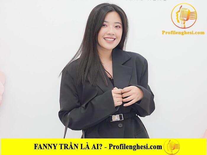 Sự nghiệp của Fanny Trần