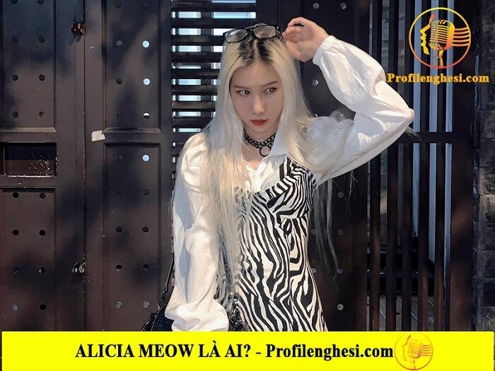 Một vài hình ảnh của streamer Alicia Meow