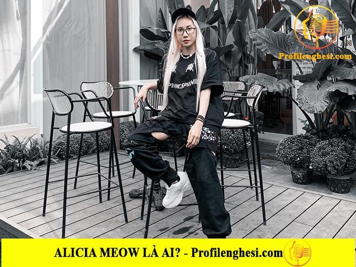 Alicia Meow cá tính với đa phong cách