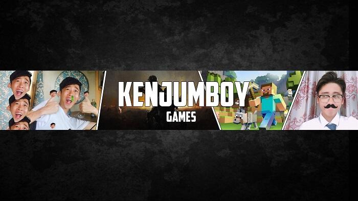 Kenjumboy trở thành Youtuber chuyên nghiệp