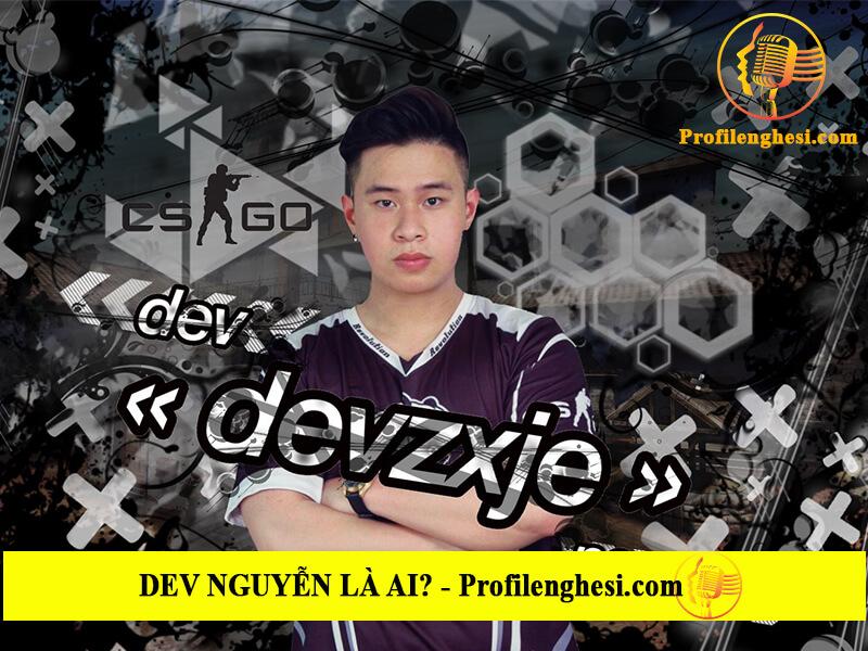 Con đường sự nghiệp của Dev Nguyễn