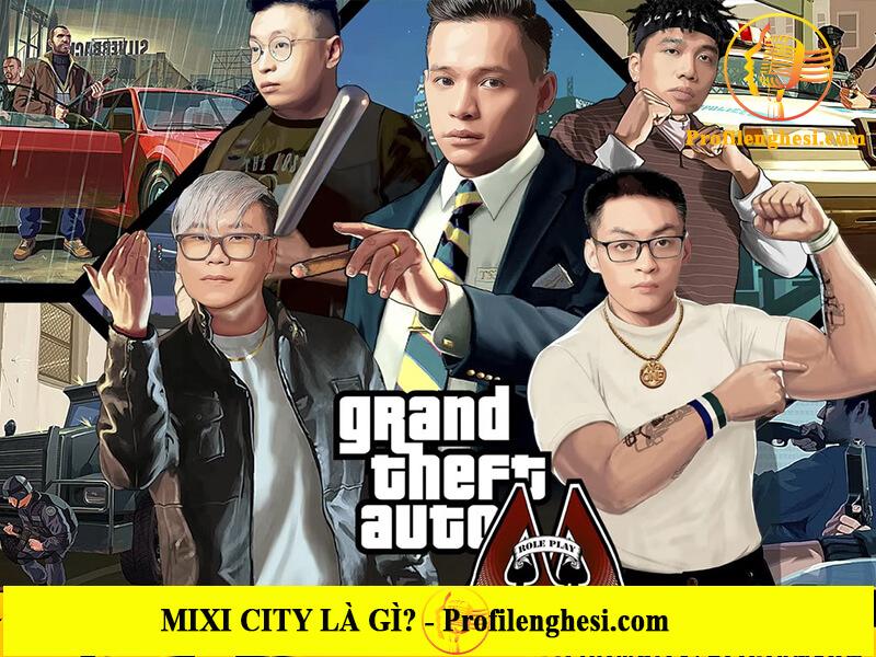 Mixi City là gì? Cách để vào chơi server này